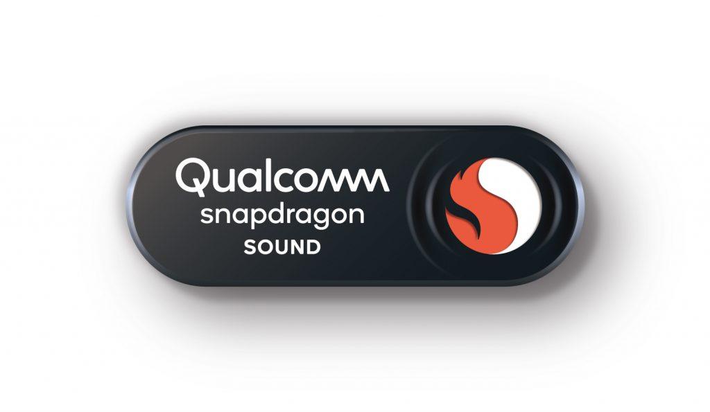 『Qualcomm® Snapdragon™️ Sound』 のロゴ
